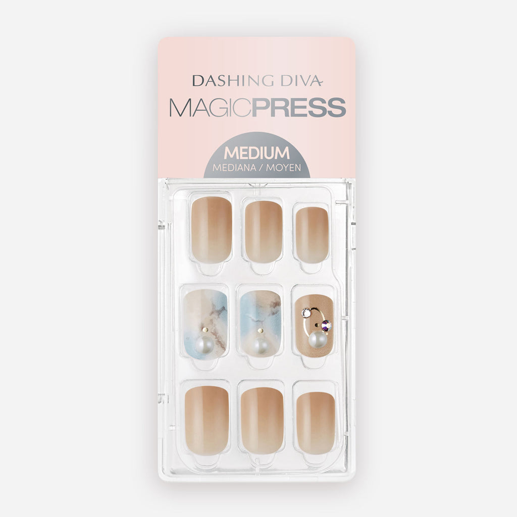 You're My Sweet Tea | Magic Press Nails by Dashing Diva