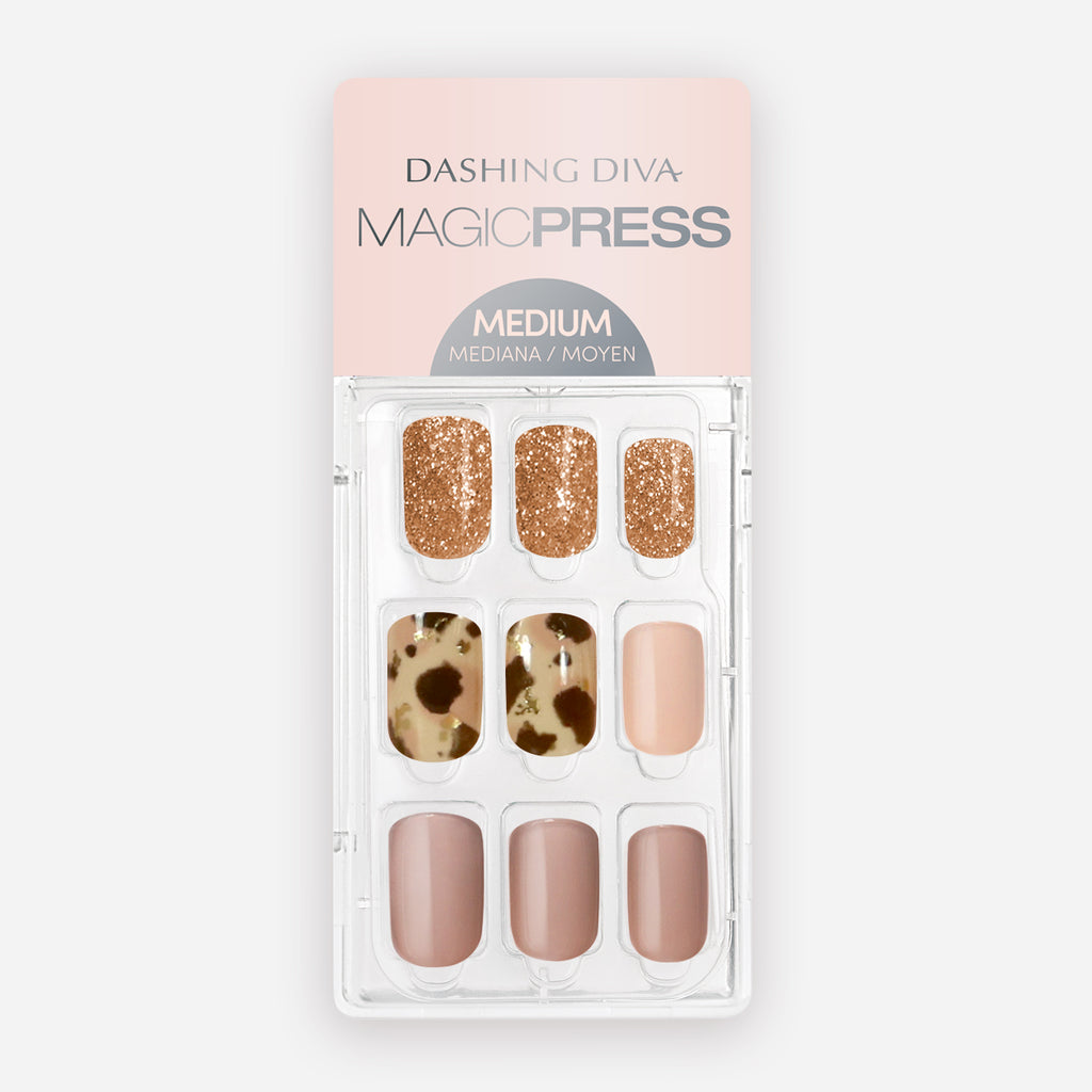 Hissie Fit | Magic Press Nails by Dashing Diva