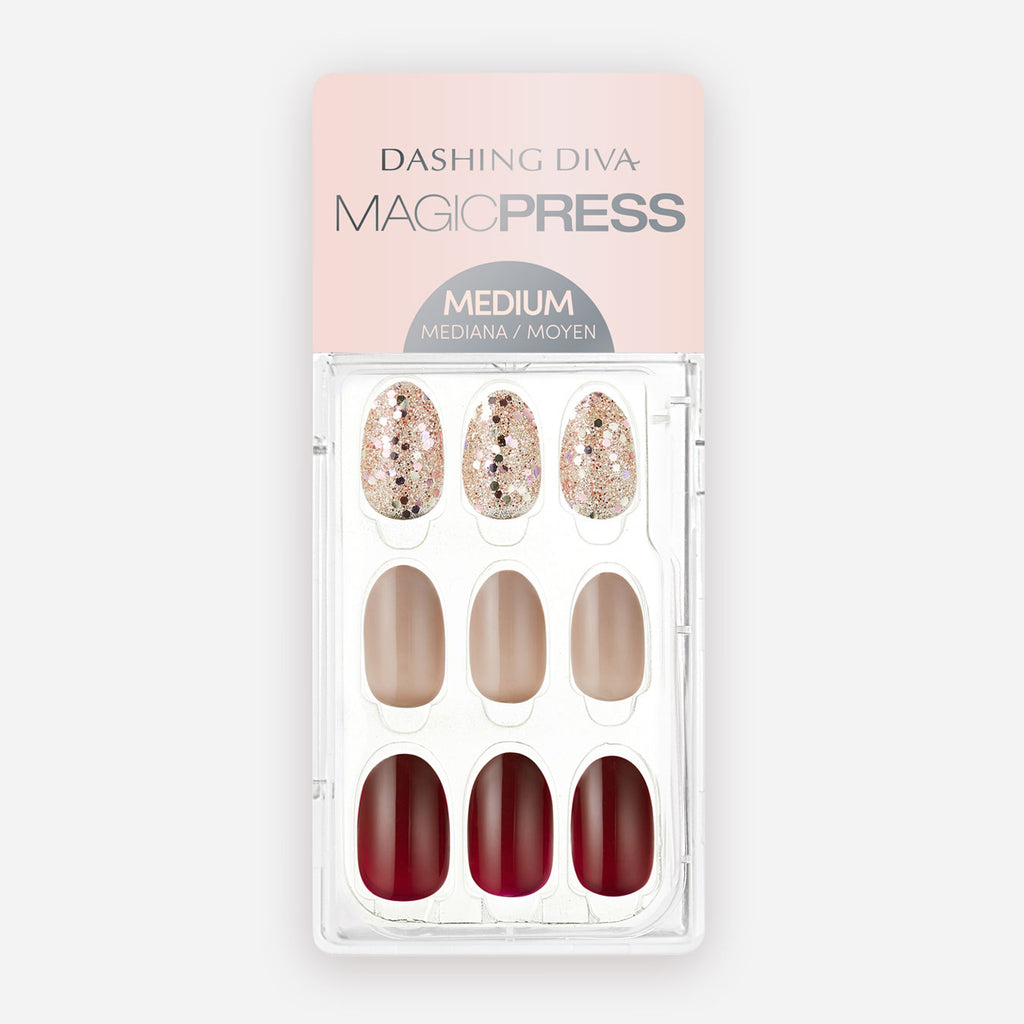 Gimme Some Sugah | Magic Press Nails by Dashing Diva