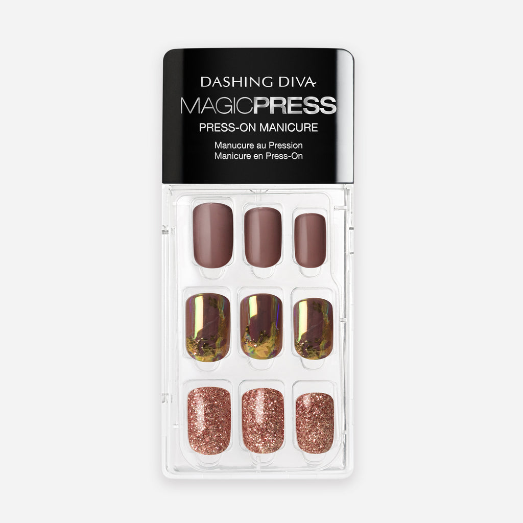 Leader of the Pack | Magic Press Nails by Dashing Diva