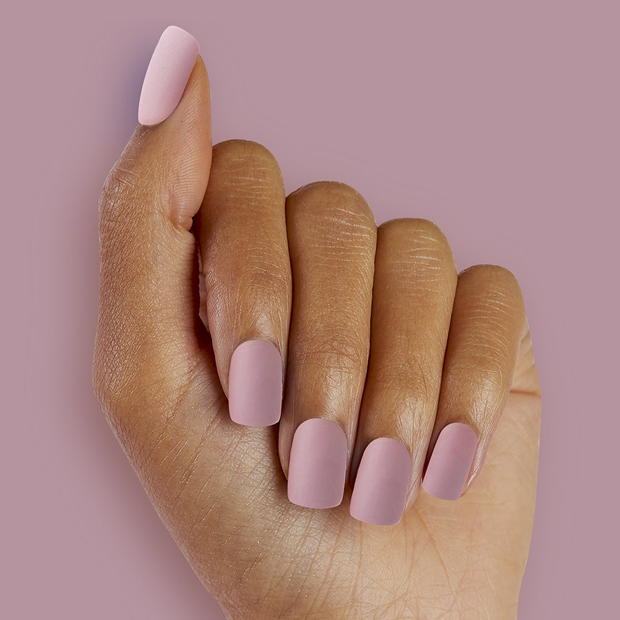 Mauve Over- Matte Finish