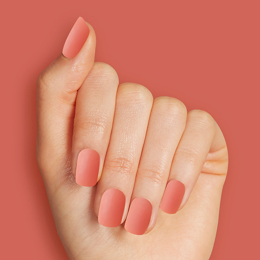 Georgia Peach- Matte Finish