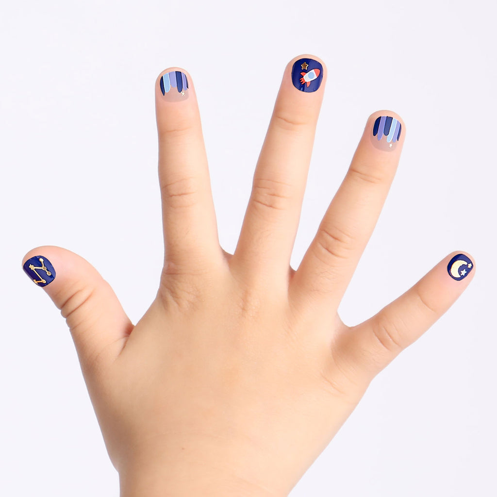 Land Before Time | Magic Pick Petite Nails for Kids by Dashing Diva