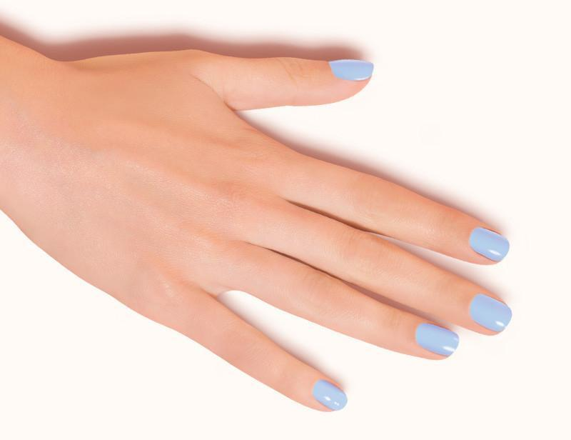 Pastel Blue Baby Breath Nail Polish DKP055 Flat - Dashing Diva.jpg
