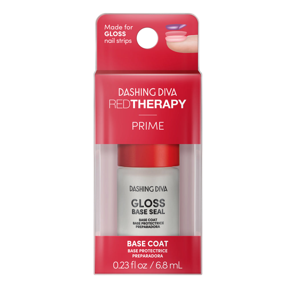 Red Therapy Base Seal for Gloss