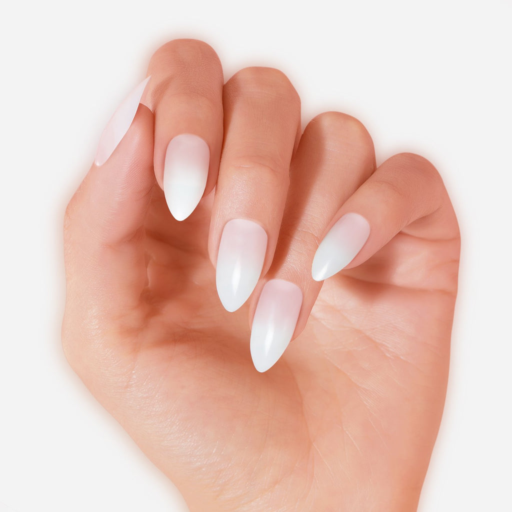 Natural Medium Stiletto