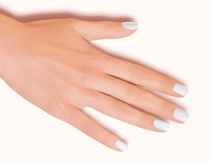 White So Real White Nail Polish DKP044 Flat - Dashing Diva.jpg