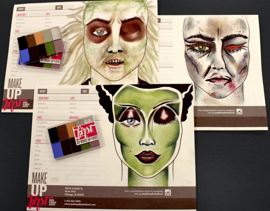 Ghoulish, Ghastly, or Girly – Pick Your Poison [Make Up First ® Pro Shop]