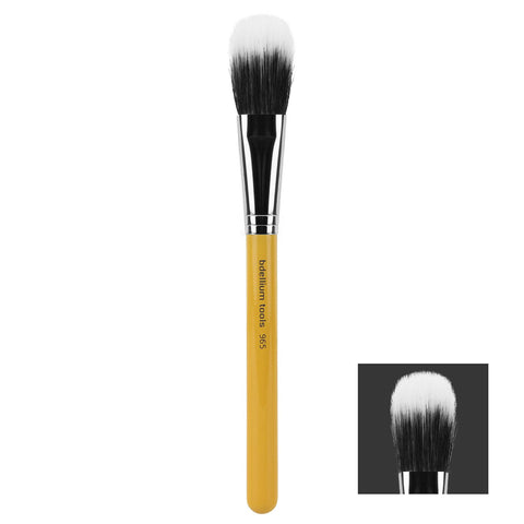 Bdellium Tools Studio 965 Duet Fiber Blusher Brush