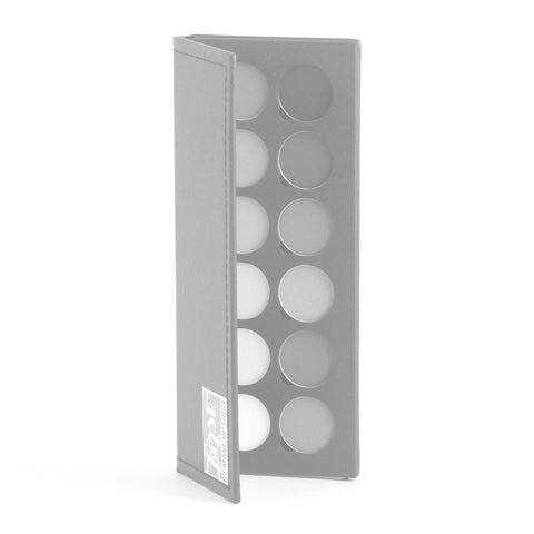 FIRST By Make Up First (MAQPRO) Pro Warm Eye Shadow Palette