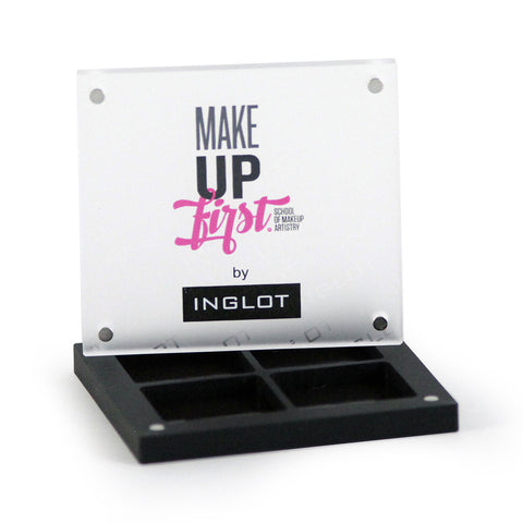 Make Up First® by Inglot Freedom System Palette - 4 Pan