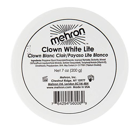 Clown White Lite