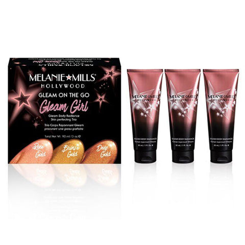 Gleam on the Go Body Radiance Kit