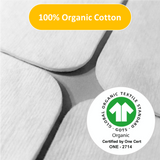 Disposable Organic Cotton Pads