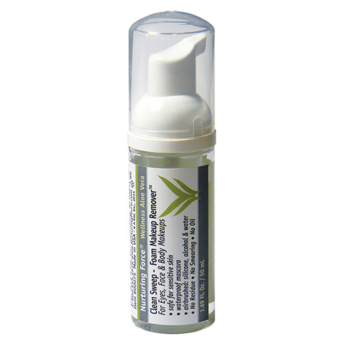 Nurturing Force Clean Sweep Spray Makeup Remover