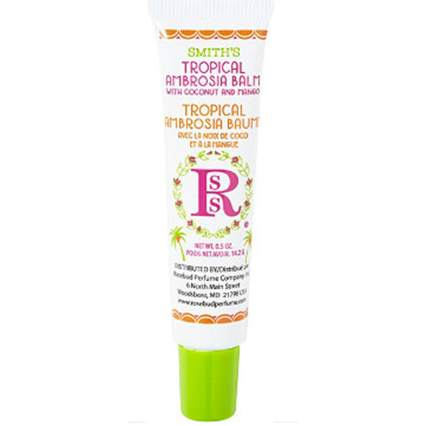 Tropical Ambrosia Balm with Coconut and Mango Tube