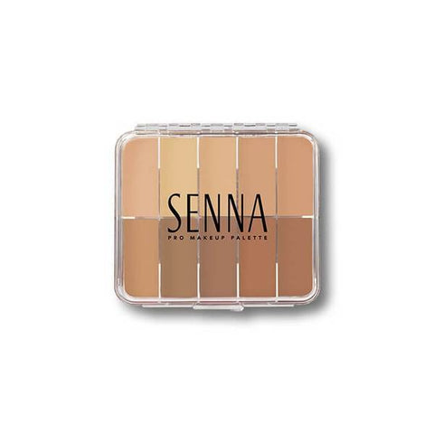 Slipcover® Cream to Powder Palette: Light-Medium (mini)