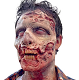 Stage 3 Zombie Foam Prosthetic