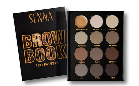 Brow Book Pro Palette