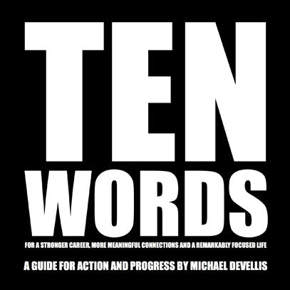 10 WORDS by Michael Devellis