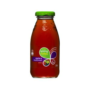 375 Apple and Blackcurrant Juice 24pk