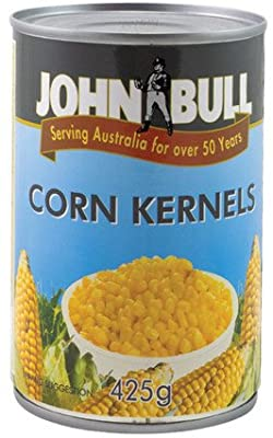 John Bull Canned Corn