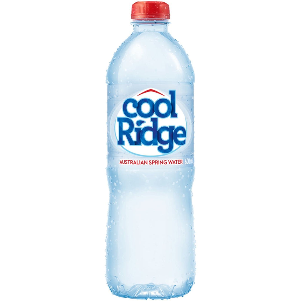 600ml Coolridge Water - 24pk