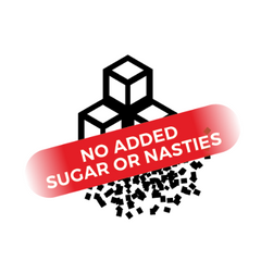 No added sugar or nasties