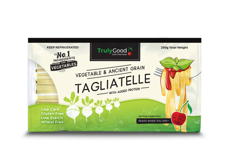 TrulyGood Vegetable & Ancient Grain Tagliatelle