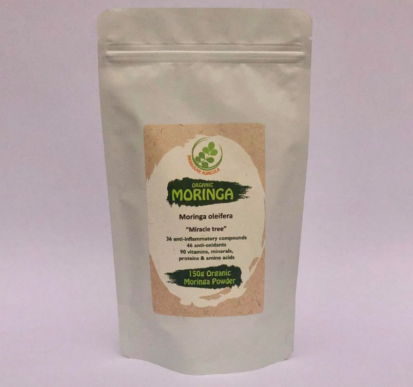 Moringa Powder: 120 g