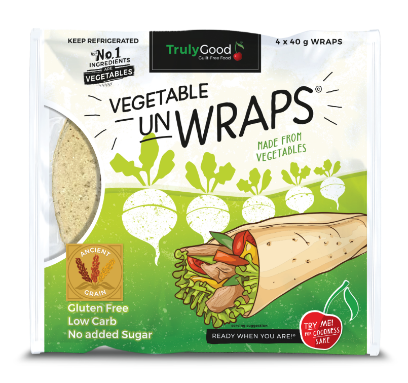 TrulyGood Ancient Grain Wraps