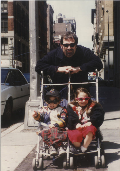 Ron Meckler, NYC, Kids