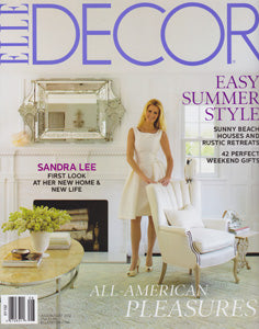 Elle Decor July 2012