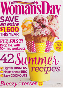 Woman's Day June 2014
