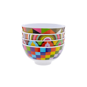 Graphic Mini Bowl Set