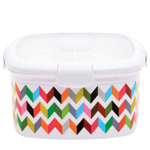Copy of Ziggy Divided Lunch Box, , Lunch Box, French Bull