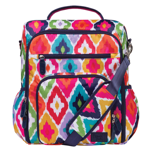 Kat Convertible Backpack Diaper Bag