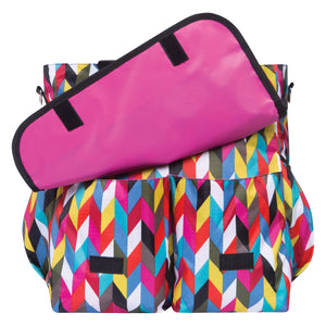 Ziggy Condensed Tote Diaper Bag