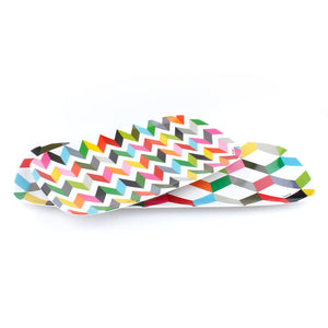 "Ziggy 13"" Rectangular Platter"