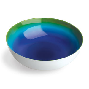 Blue Ombré Pasta Bowl