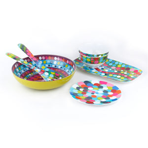 Bindi Salad Server Set