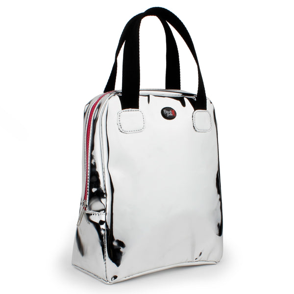 Silver Chill Lunch Bag