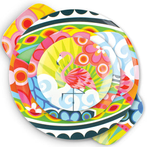 Tropic Fantasia Plate and Platter Collection
