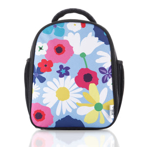 Violet Garden Sling Lunch Bag