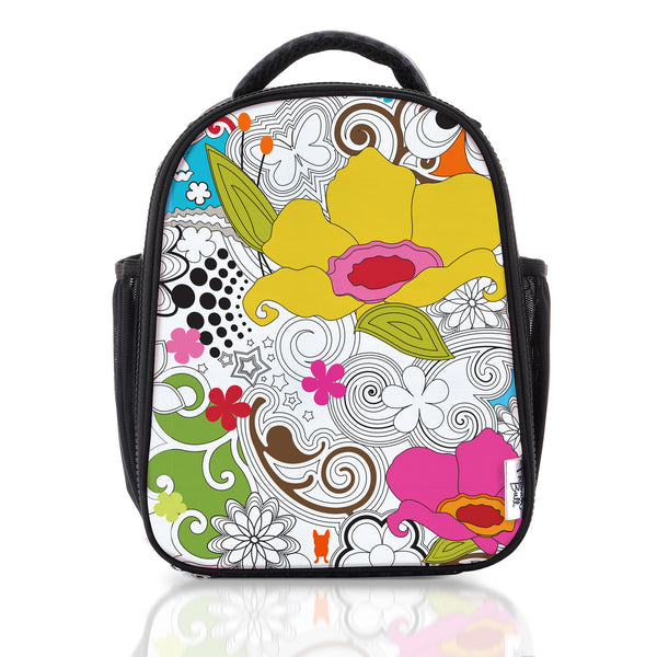 Delight Pattern Sling Lunch Bag