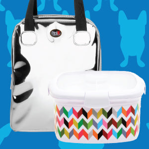 Ziggy Deluxe Salad Container