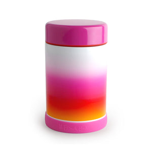Pink Ombré Food Jar
