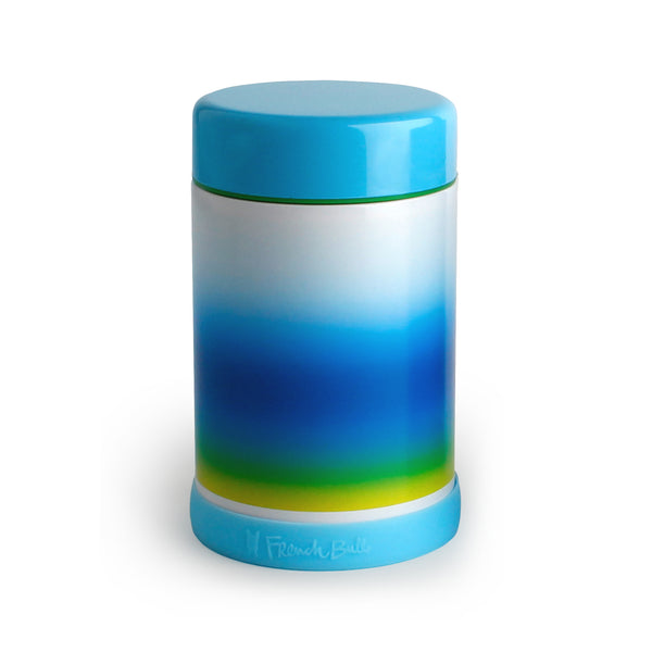Blue Ombré Food Jar