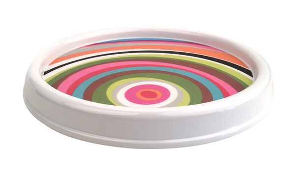 Ring Little Lazy Susan - 9""