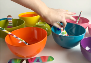 Rainbow Mini Bowl Set